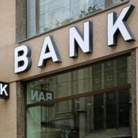 Bank Storefront Signs