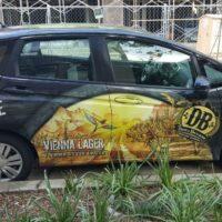 commercial car wrap