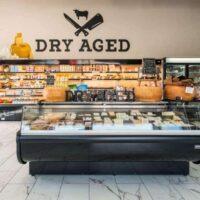 Indoor Grocery Store Signs